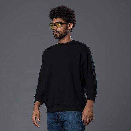 Deveaux Knit Dolman Sleeve Sweatshirt