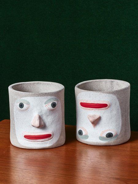 Group Partner Ceramic Pots - Adam and Rory