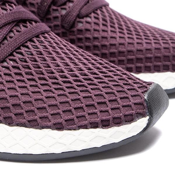 7e92348c7416d adidas Women s Deerupt   Noble Red