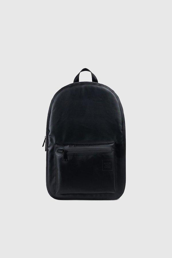 52f0debf13e Unisex Herschel Supply Co Settlement Backpack Studio - Black Tarpaulin