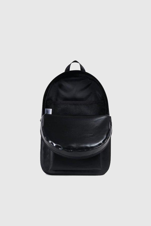 Unisex Herschel Supply Co Settlement Backpack Studio - Black Tarpaulin 344f8288ea93c