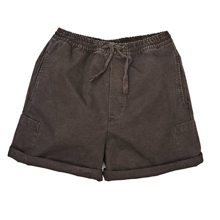 Westerlind Wide Climbing Shorts - Forest Green