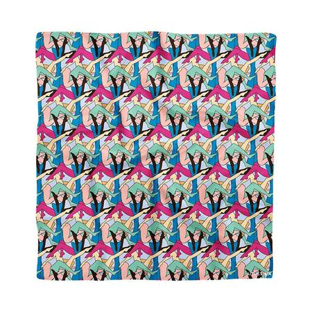 Agustina Studio Agustina Camallonga Silk Scarf