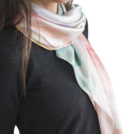 Agustina Studio Agustina Rossinyol Silk Scarf