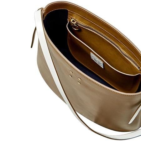 Trademark Sybil Leather Bag - OLIVE