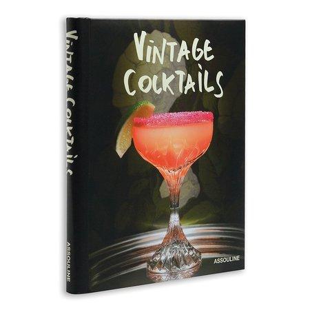 Assouline Vintage Cocktails