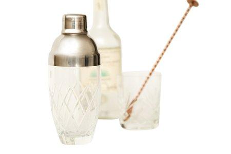 Urban Bar Yarai Glass Cocktail Shaker