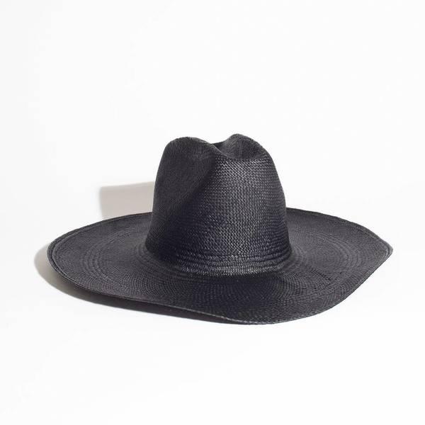 a936e78337782 Clyde Cowboy Hat - BLACK