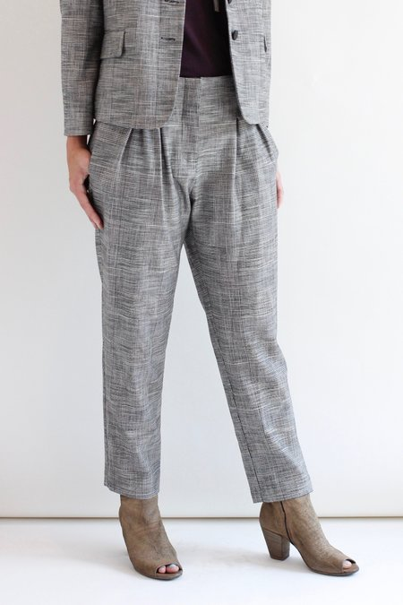 Icons Reconstructed Icons Pleated Trouser