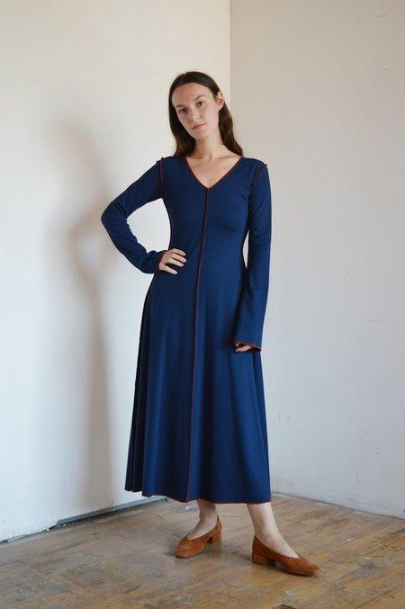 Eliza Faulkner Kate Dress - Navy Blue