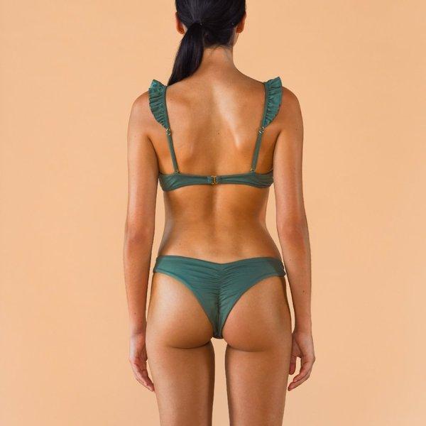 Fenntessa The Cheeky Ruched Bikini