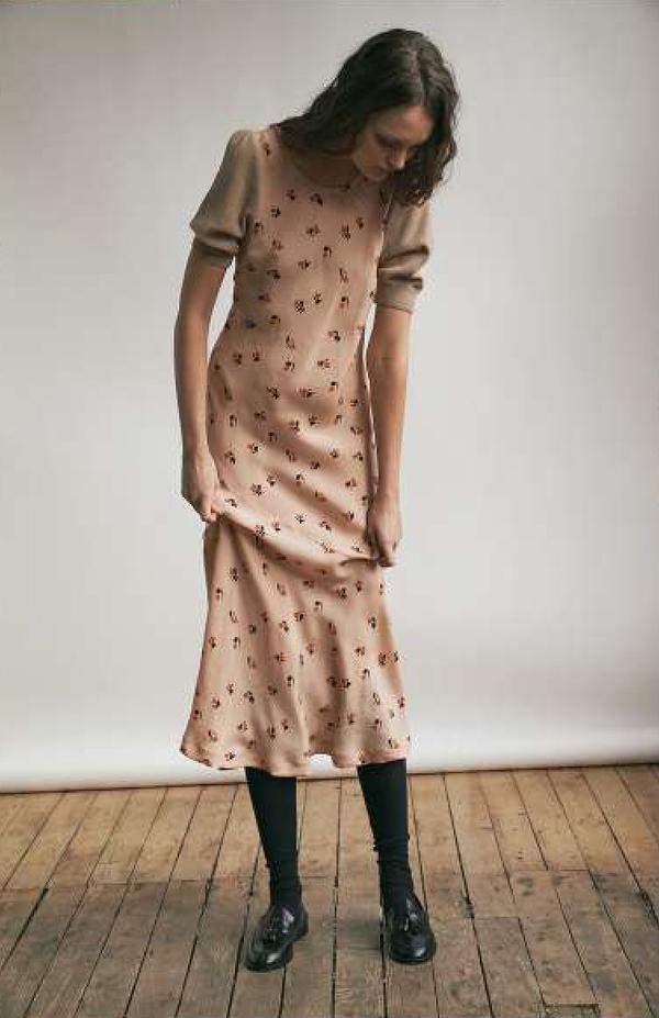 Caron Callahan Eva Dress