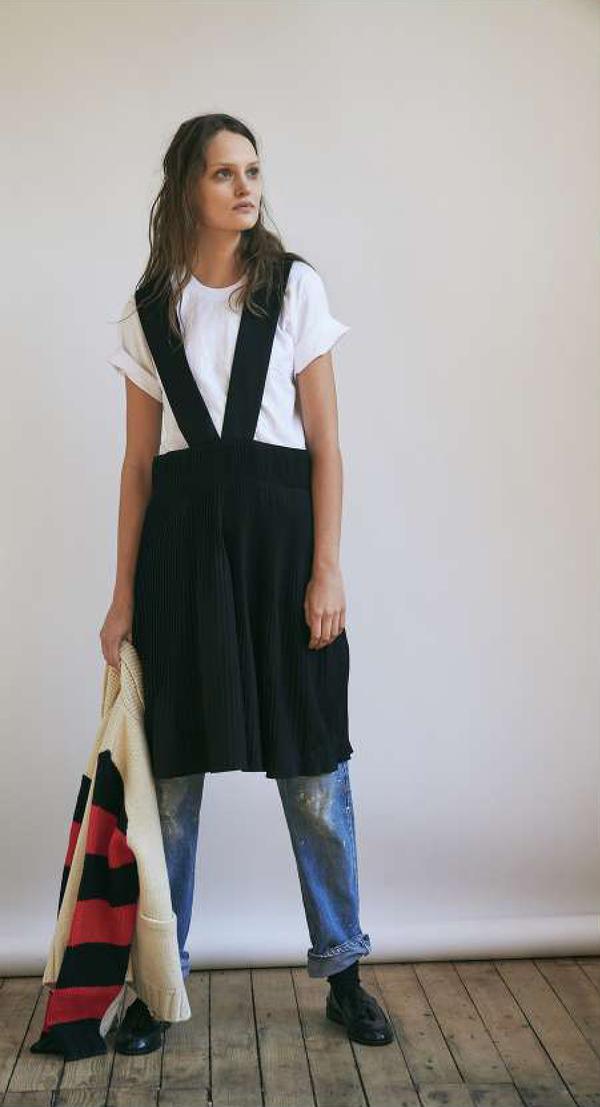 Caron Callahan Penny Skirt