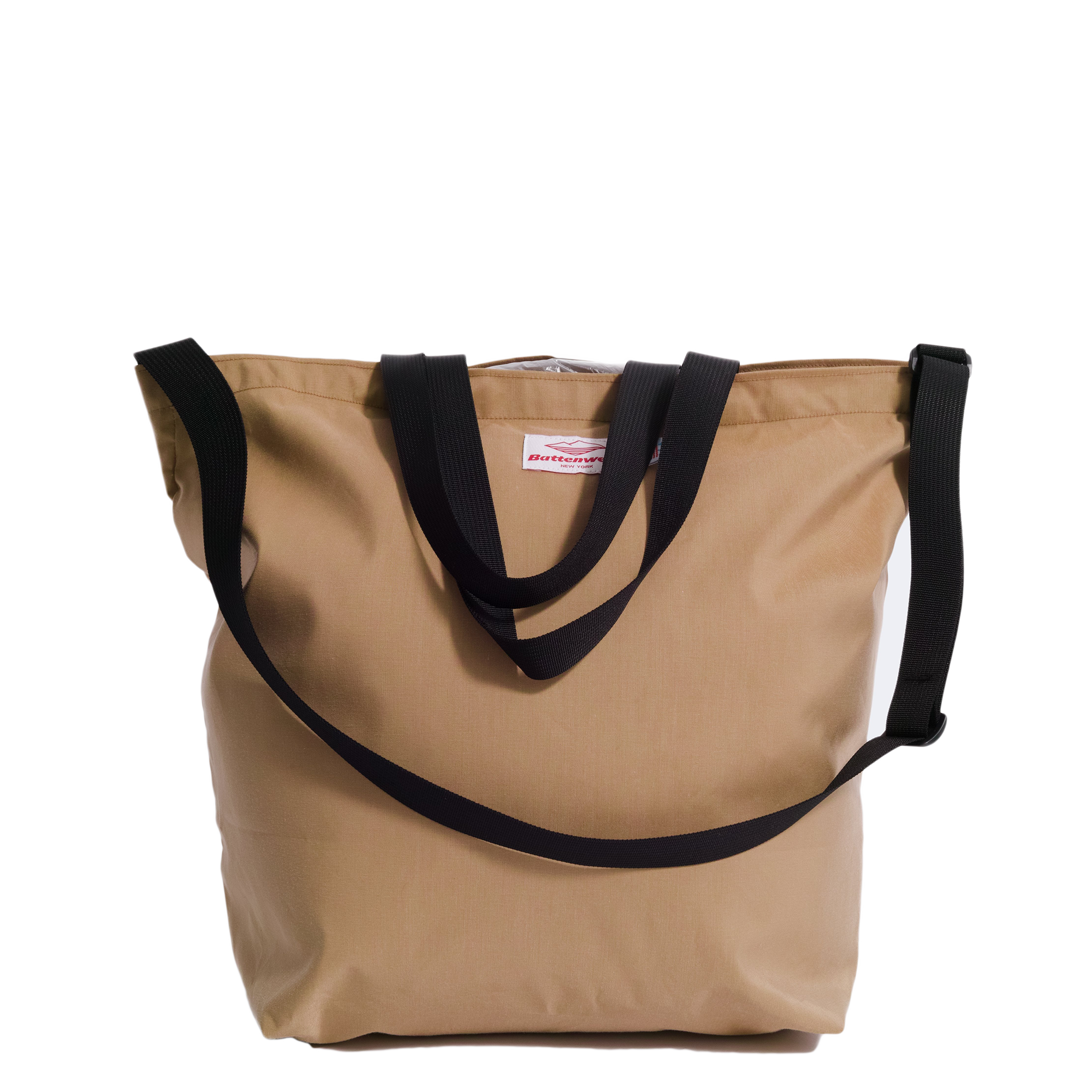 13bdf0c3a Unisex Battenwear Packable Tote Bag - Khaki | Garmentory