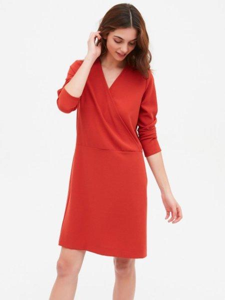 Hartford Regard Dress - Paprika