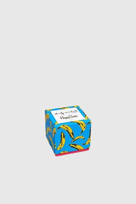 Unisex Happy Socks Andy Warhol Sock Box Set