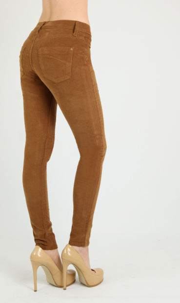 James Jeans Twiggy Corduroy Legging