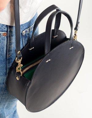 Clare V. Petit Alistair Bag - Black