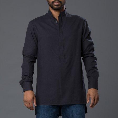 Deveaux Flannel Tunic Shirt