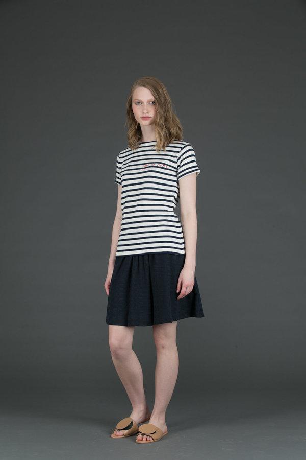 Acoté Skirt - BLACK