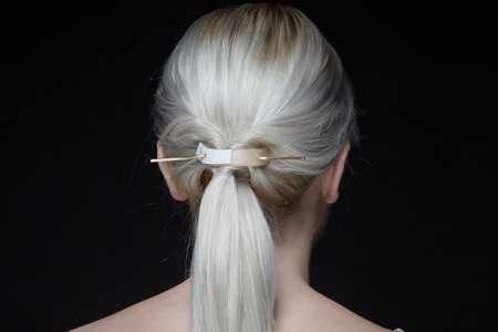 Highlow Shape Form Hair Pin