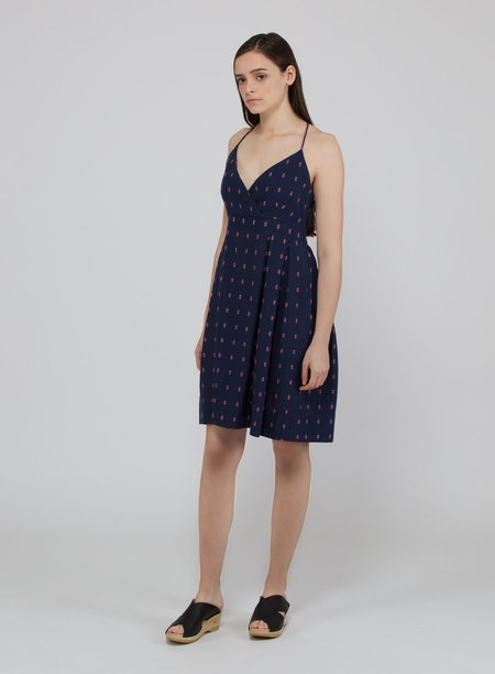 Deby Debo Rihanna Dress - NAVY
