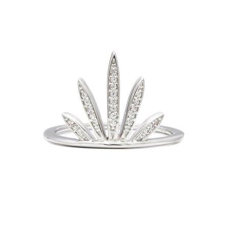 Melanie Auld Fan Ring