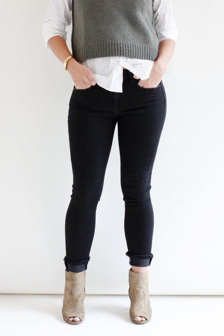 Icons Reconstructed Icons Cash Jean - Black Denim
