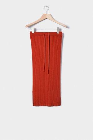 Kowtow Knitted Rib Skirt