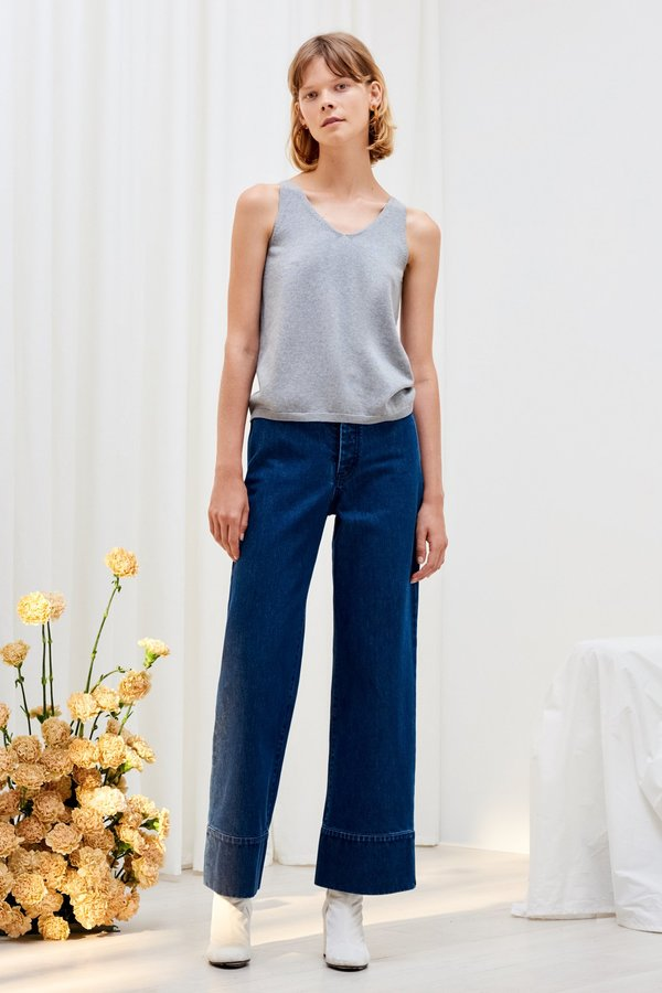 Kowtow Knitted Singlet