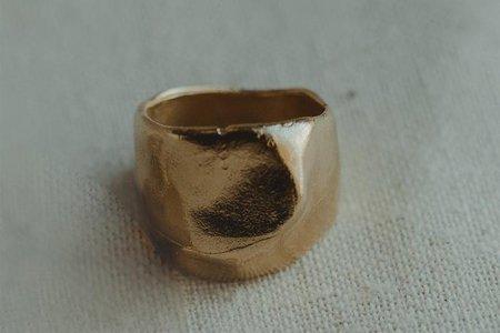 takara aubrey ring - 14k Gold Plating