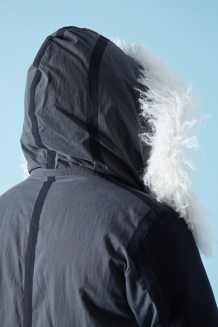 Herno Kronos Arctic Parka Shearling Hood - Olive