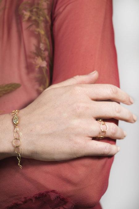 Eyde the elia ring - 14k Gold