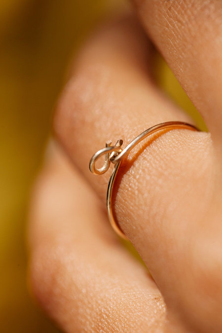 Eyde the mona ring - 14k Gold