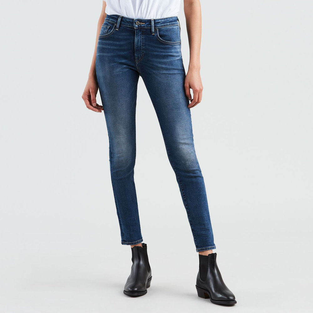 High Rise West 721 Blues Lmc Levi's Skinny Coast QrCxBoedW