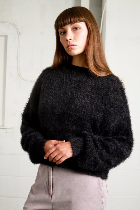 Native Youth STANFORD KNIT - BLACK