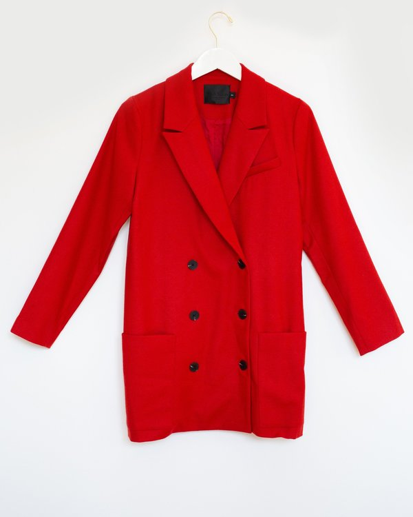 No.6 Andy Double Breasted Blazer