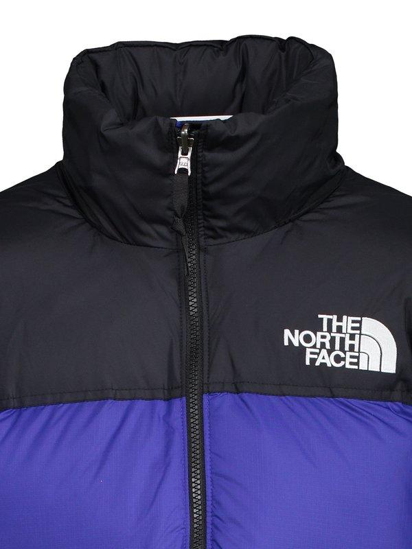 The North Face Black Box M 1996 Retro Nuptse Jacket Aztec Blue