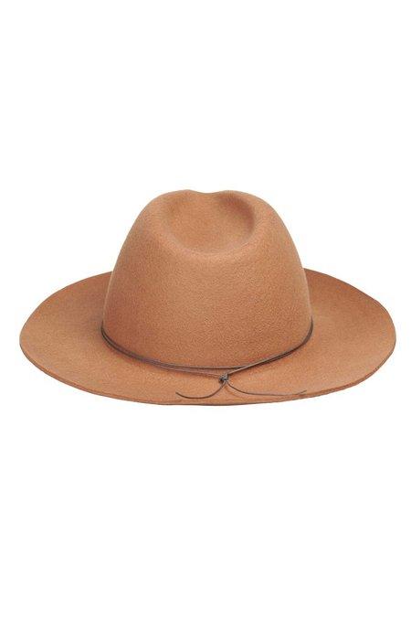 Artesano Nevado Hat - Camel