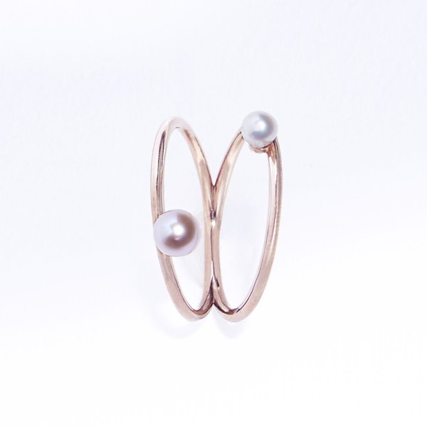 Metalepsis Projects Duo Ring