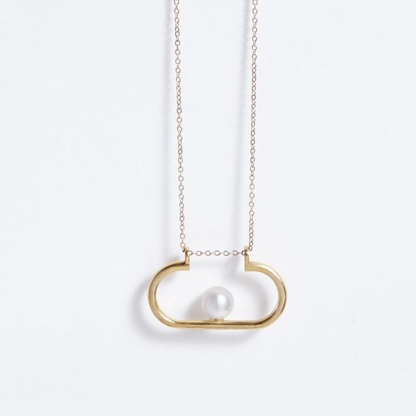 Metalepsis Projects Ito Necklace