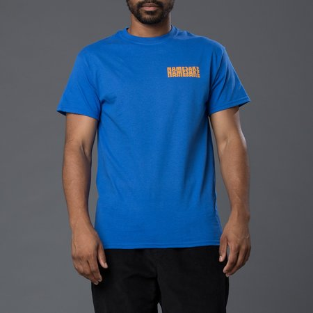 Head of State+ Namesake Short Sleeve Tee - Blue