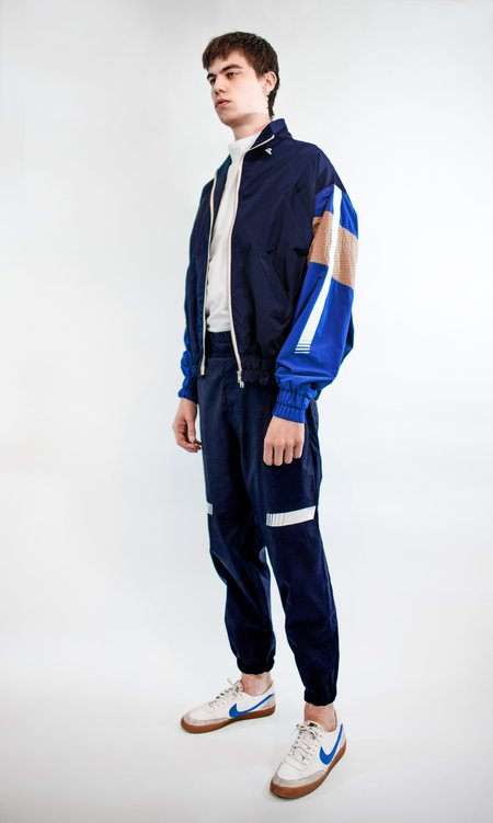 M Press Breaker Pant - Blue
