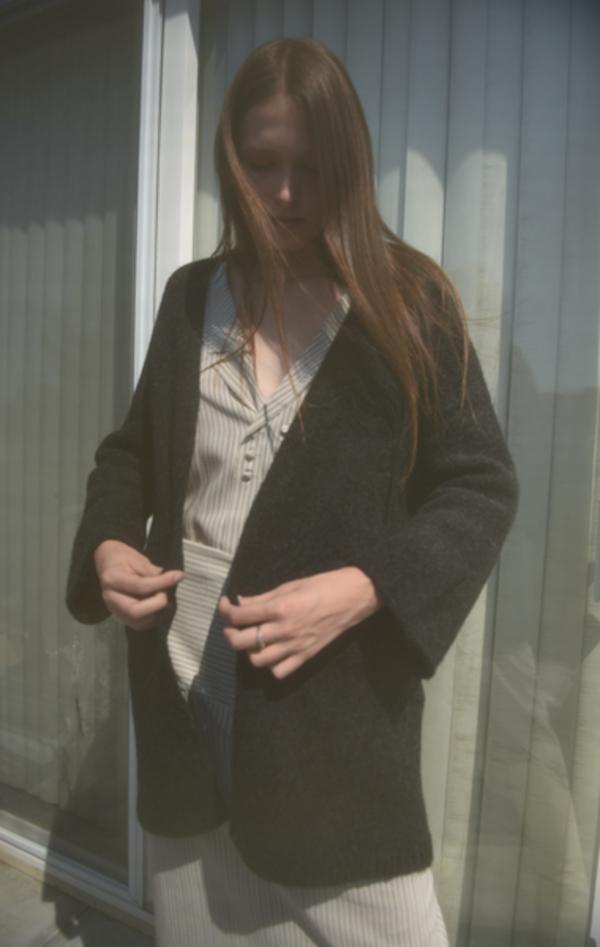 Lauren Manoogian Open Cardigan