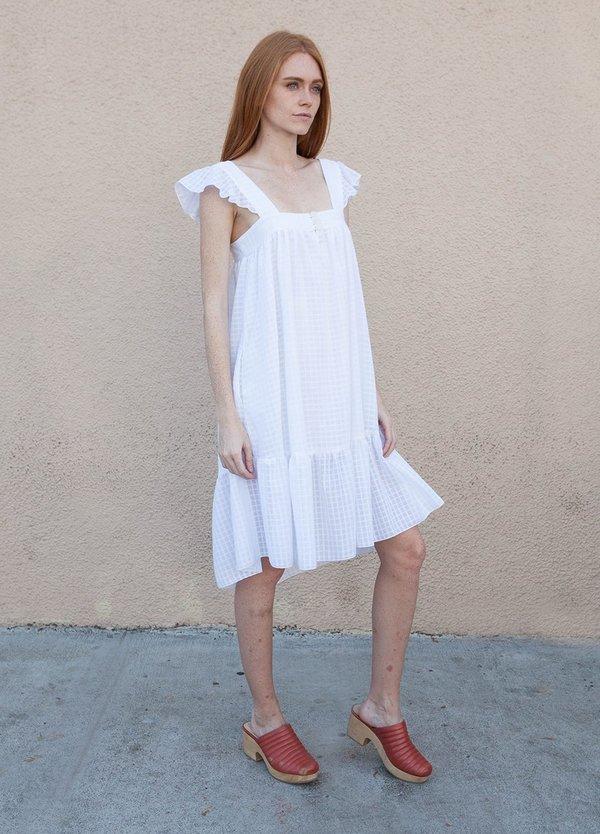 Sasha Darling Melanie Dress - White