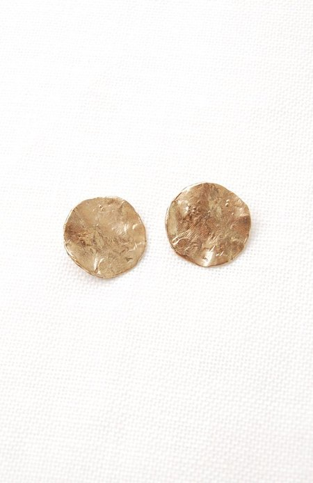 Hawkley Hawkly Full Moon Lunar Earrings