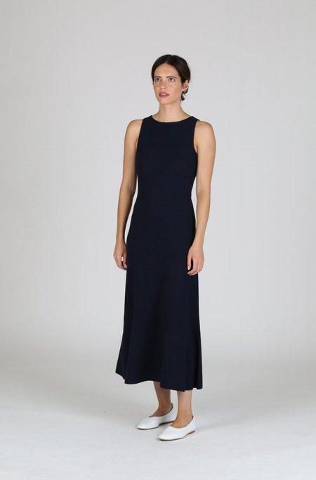 Creatures of Comfort Layered Dress - Navy