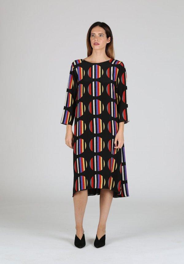 WHiT Pillar Dress - MULTI COLOR