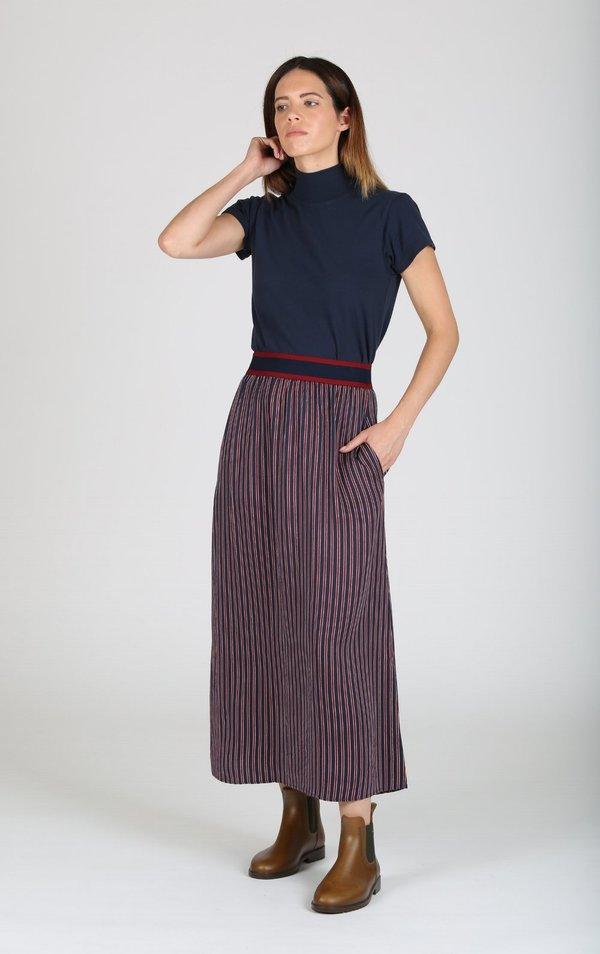 Acoté Striped Skirt