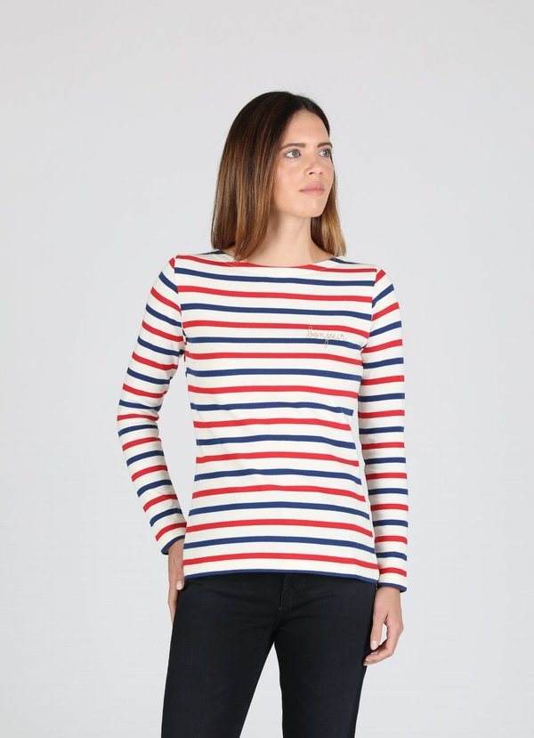 Maison Labiche Bonjour Sailor Shirt